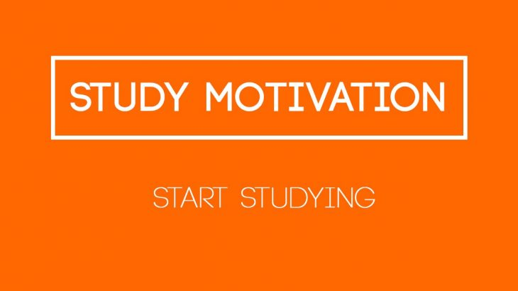 How to Start Studying